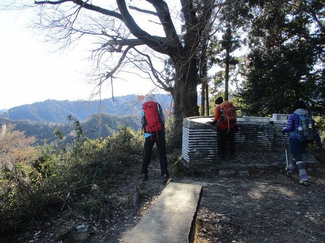 画像6: 年末年始に 山旅会現地集合 「駒木野から八王子城址」 ツアーにいってまいりました!
