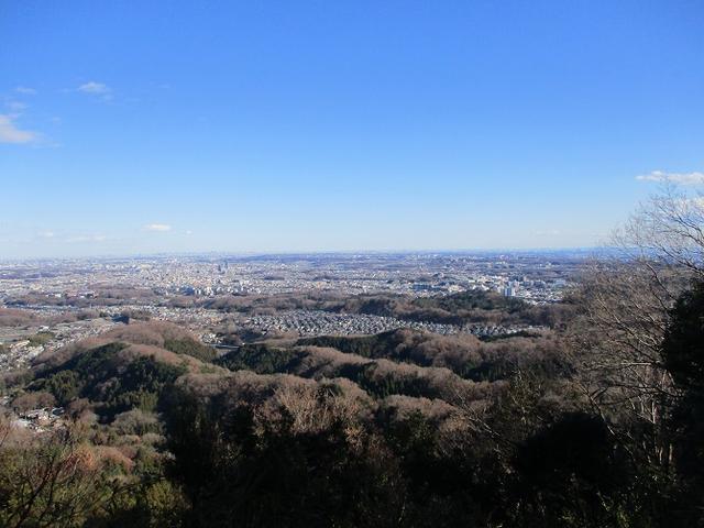 画像8: 年末年始に 山旅会現地集合 「駒木野から八王子城址」 ツアーにいってまいりました!