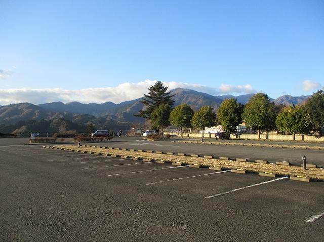 画像1: 1月の山旅会 「丹沢南山」 の下見にいってまいりました!
