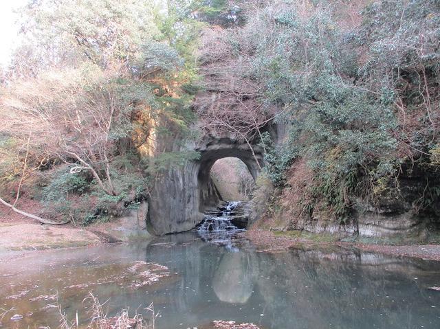 画像9: 1月の山旅会ハイキング 「とみやま水仙遊歩道と濃溝の滝」 の下見のご報告です!