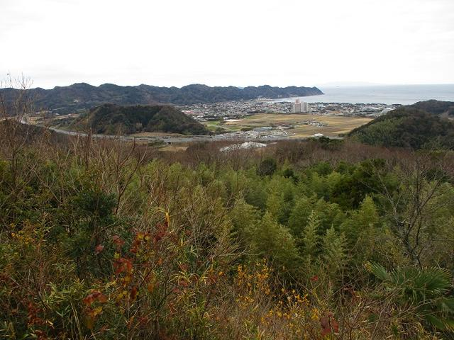 画像6: 1月の山旅会ハイキング 「とみやま水仙遊歩道と濃溝の滝」 の下見のご報告です!