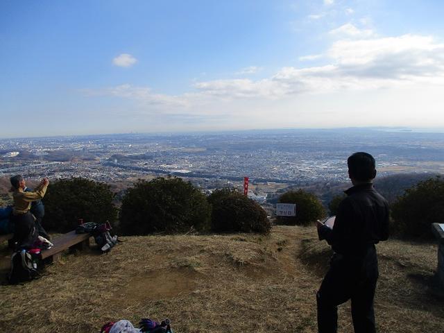 画像2: 先日1月7日に山旅会現地集合 「聖峰から高取山」 ツアーにいってまいりました!