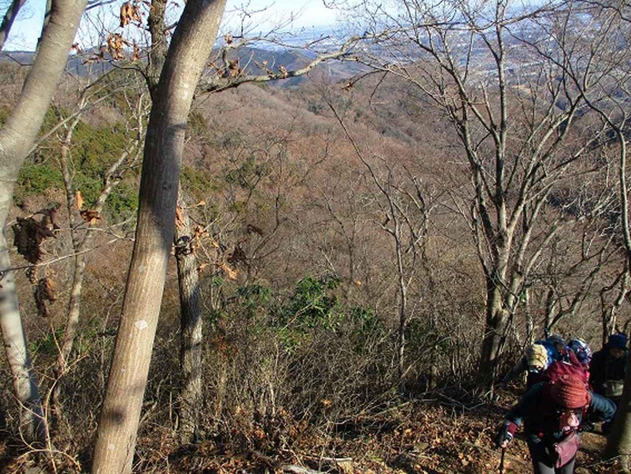 画像4: 先日1月7日に山旅会現地集合 「聖峰から高取山」 ツアーにいってまいりました!