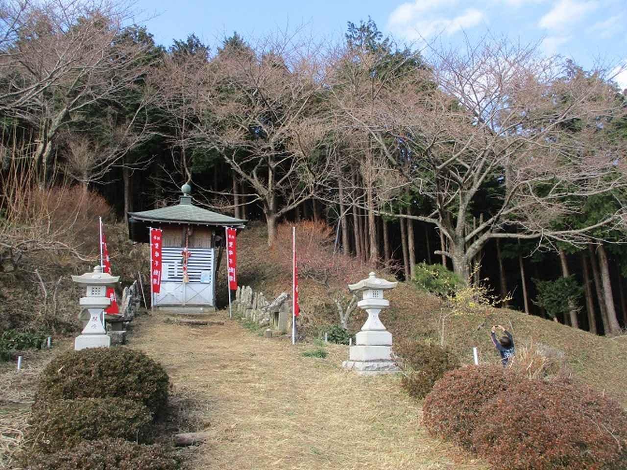画像1: 先日1月7日に山旅会現地集合 「聖峰から高取山」 ツアーにいってまいりました!