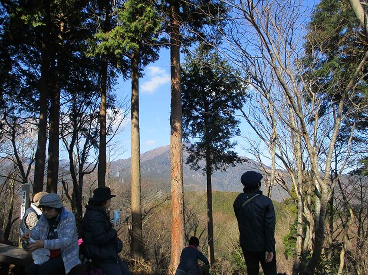 画像5: 先日1月7日に山旅会現地集合 「聖峰から高取山」 ツアーにいってまいりました!