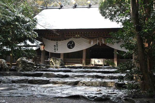 画像: 椿大神社