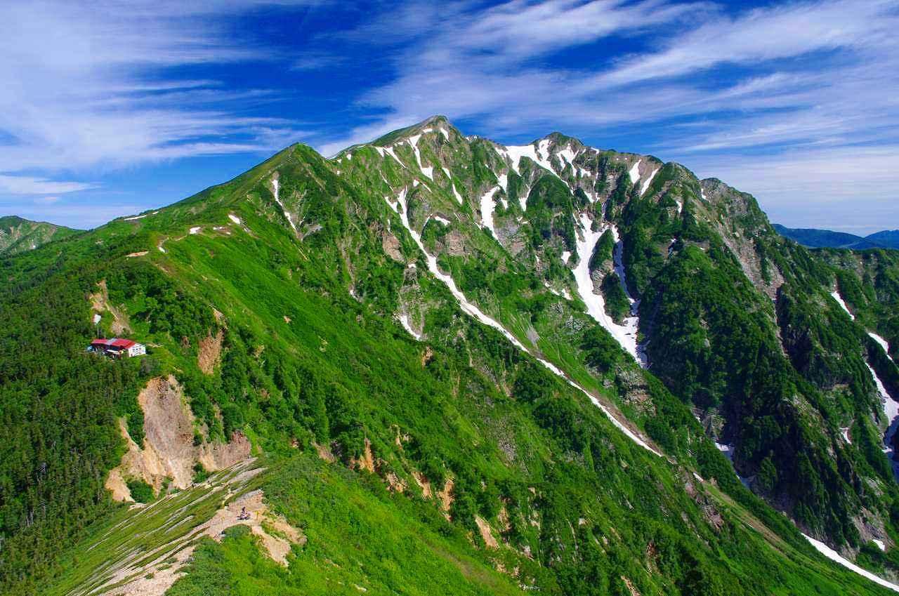 画像: 北アルプスの岩峰へチャレンジ ~八峰キレット・剱岳・前穂高岳から奥穂岳・西穂高岳~