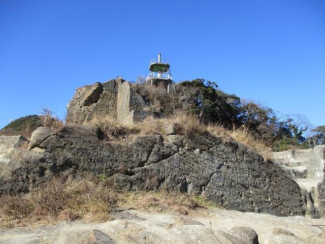 画像6: 1月の山旅会現地集合 「鷹取山から浜見台」 ツアーの下見にいってまいりました!