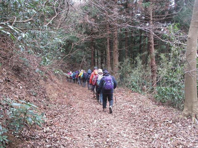 画像9: 先日1月10日に山旅会 「宝篋(ほうきょう)山」 ツアーにいってまいりました!
