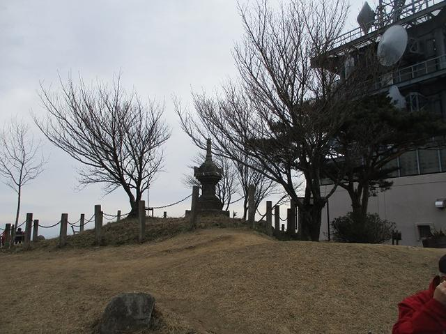 画像7: 先日1月10日に山旅会 「宝篋(ほうきょう)山」 ツアーにいってまいりました!