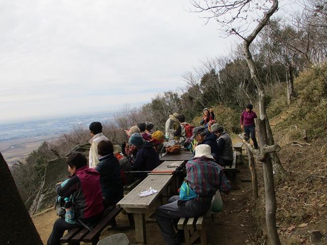 画像5: 先日1月10日に山旅会 「宝篋(ほうきょう)山」 ツアーにいってまいりました!