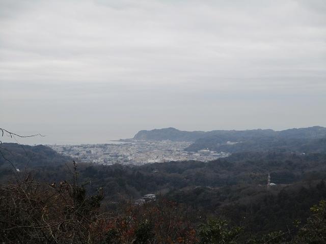 画像9: 1月12日に山旅会現地集合ツアー 「六浦から朝比奈切通・大平山」 ツアーにいってまいりました!