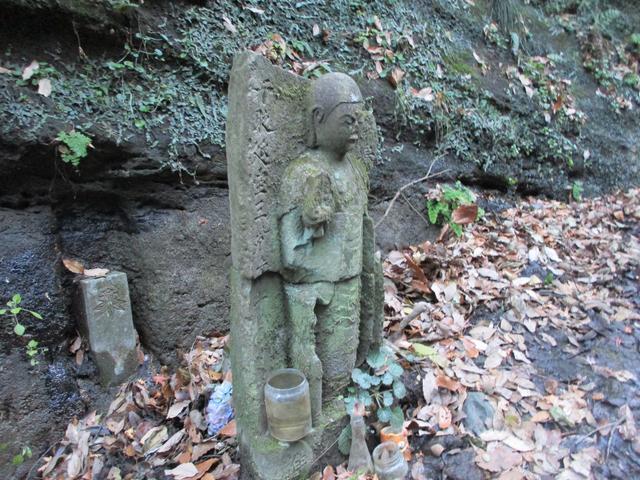 画像4: 1月12日に山旅会現地集合ツアー 「六浦から朝比奈切通・大平山」 ツアーにいってまいりました!