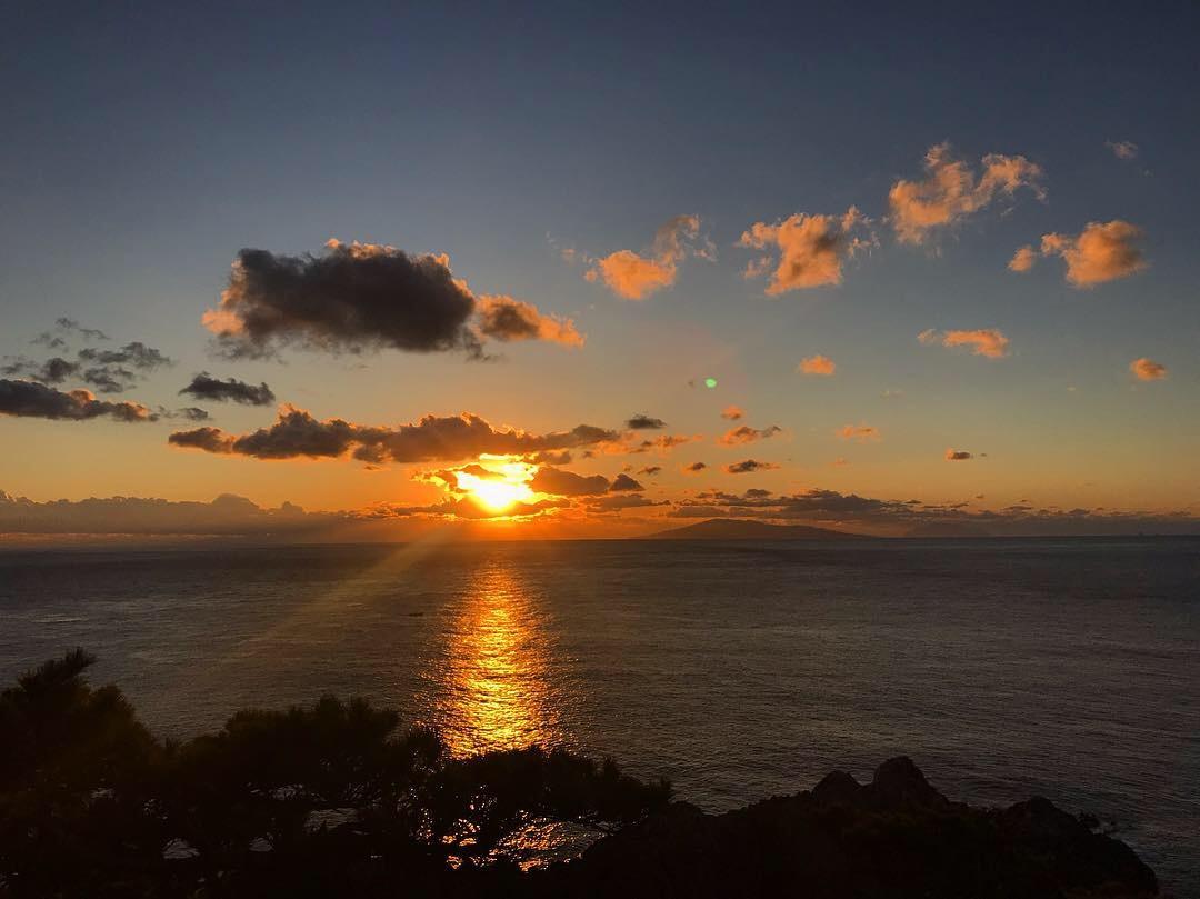 画像: 展望台からの初日の出(イメージ)