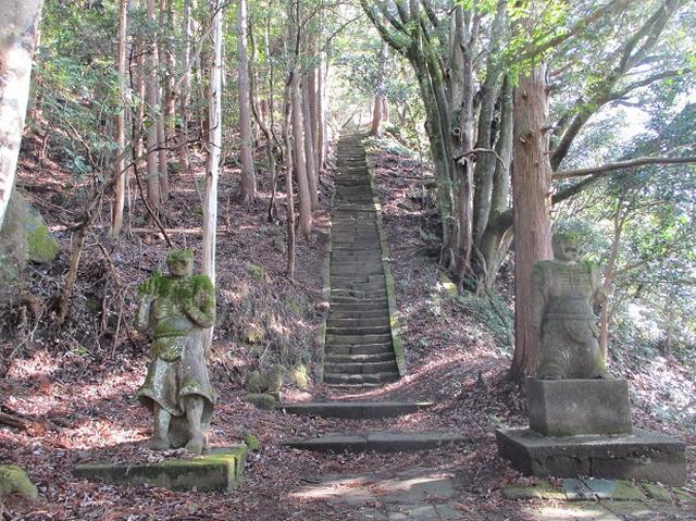 画像5: 1月の山旅会 「高宕山」 の下見にいってまいりました!