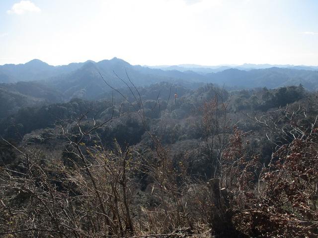 画像3: 1月の山旅会 「高宕山」 の下見にいってまいりました!