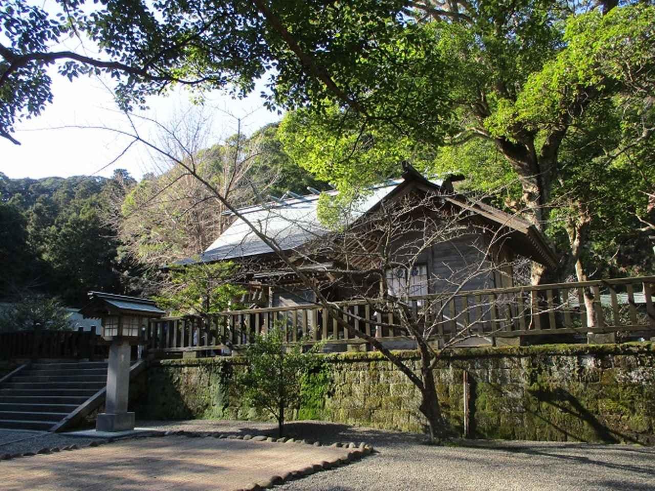 画像7: 1月の山旅会新年企画 「天神山と沖の島」 ツアーの下見にいってまいりました!