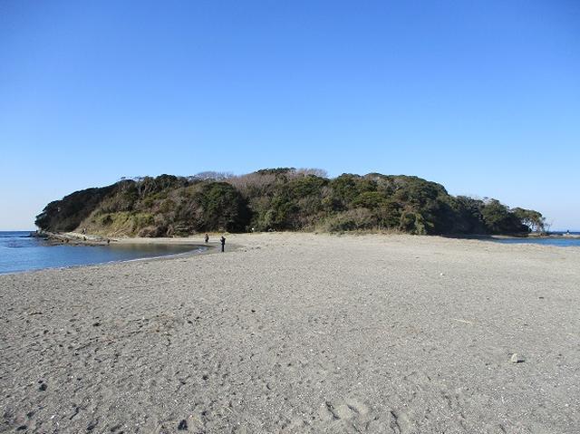 画像9: 1月の山旅会新年企画 「天神山と沖の島」 ツアーの下見にいってまいりました!