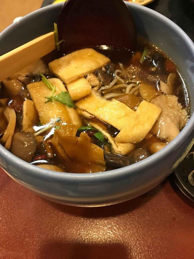 画像: ゴール★高尾山麓のお蕎麦屋さんできのこ蕎麦!美味♪