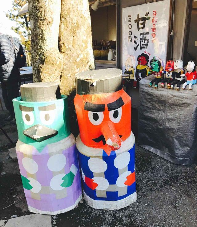 画像: 権現力ソフトの売り場にあった手作りのお人形たち★かわいい!