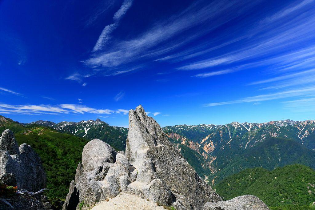 画像: <First Alps Academy Alps Challenge①>『登山中級B 燕岳~常念岳~蝶ヶ岳 4日間』|クラブツーリズム