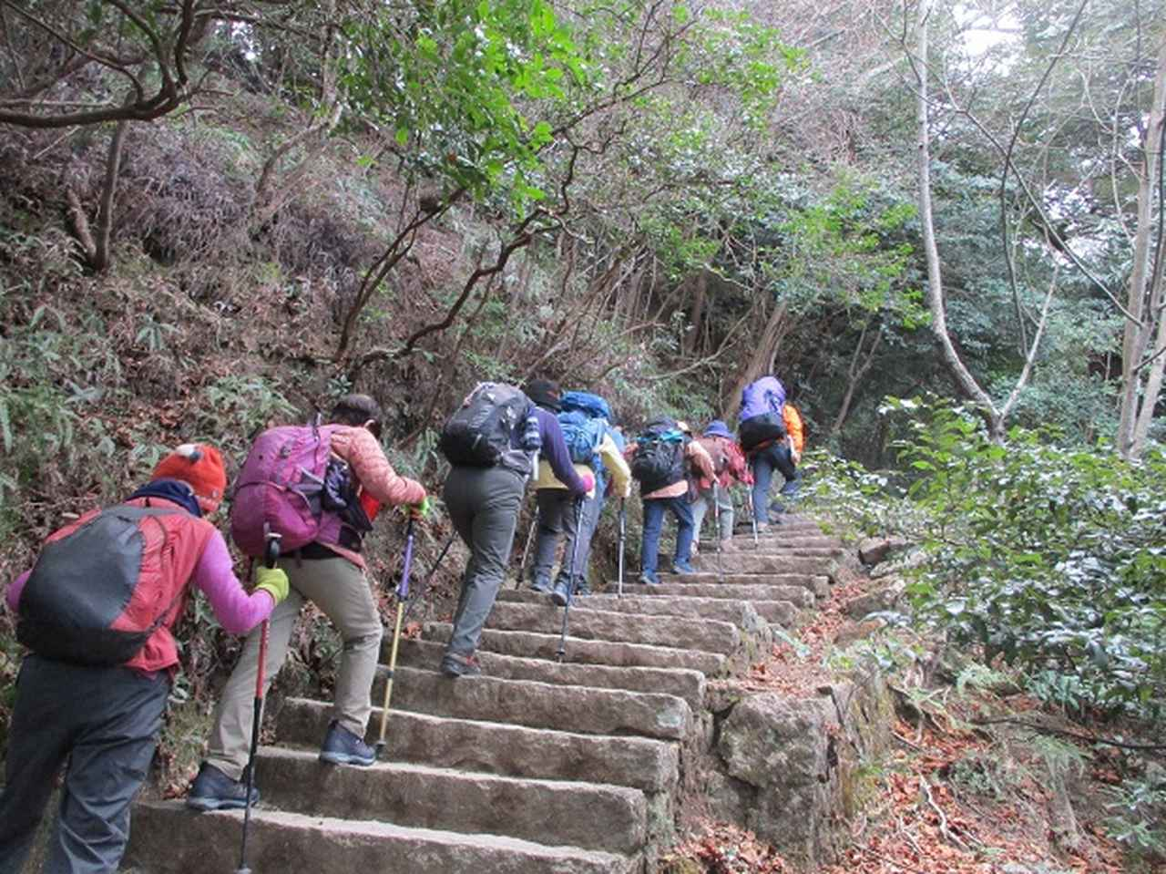 画像7: 【山旅会・登山ガイドこだわりツアー】添乗員からの便り・広島県と山口県のツアーにいってまいりました!(その1)
