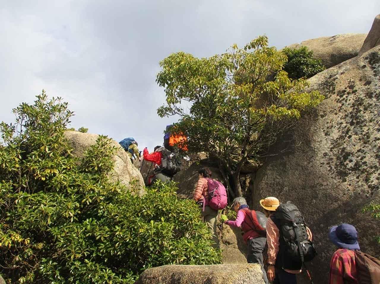 画像11: 【山旅会・登山ガイドこだわりツアー】添乗員からの便り・広島県と山口県のツアーにいってまいりました!(その1)