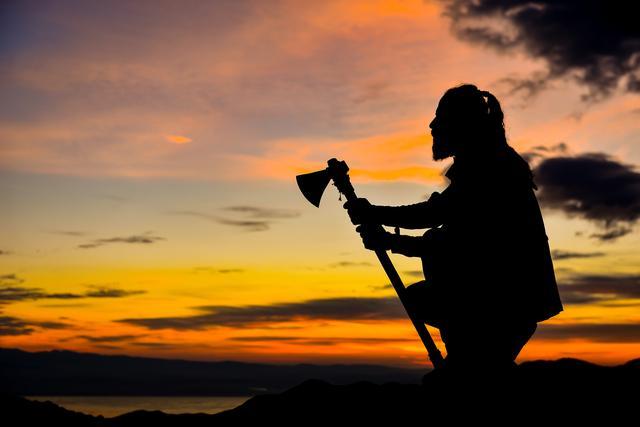 画像: 狩猟や採取を目的としての登山(イメージ)