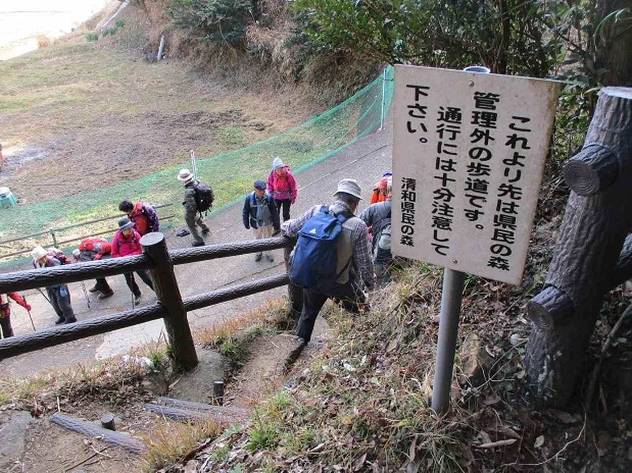 画像14: 【山旅会・登山ガイドこだわりツアー】岡田ガイドからの便り・高宕山ツアーにいってまいりました!