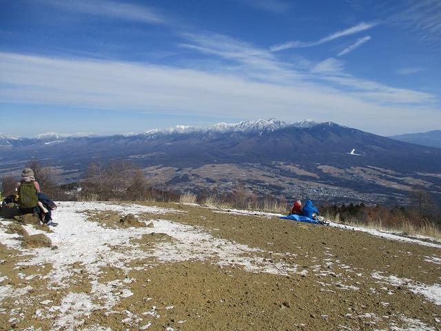 画像7: 【山旅会・登山ガイドこだわりツアー】岡田ガイドからの便り・入笠山ツアーにいってまいりました!