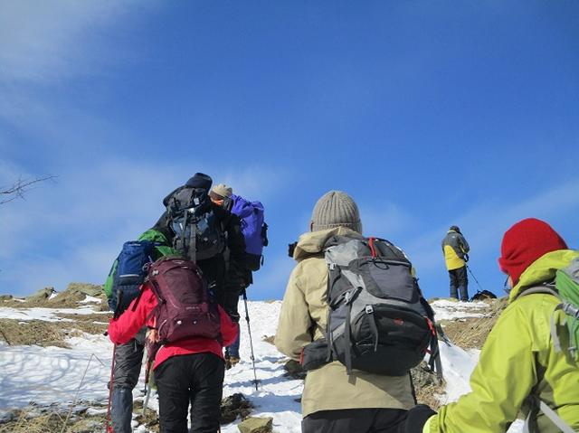 画像4: 【山旅会・登山ガイドこだわりツアー】岡田ガイドからの便り・入笠山ツアーにいってまいりました!