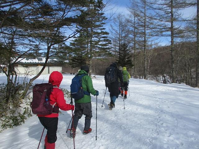画像9: 【山旅会・登山ガイドこだわりツアー】岡田ガイドからの便り・入笠山ツアーにいってまいりました!