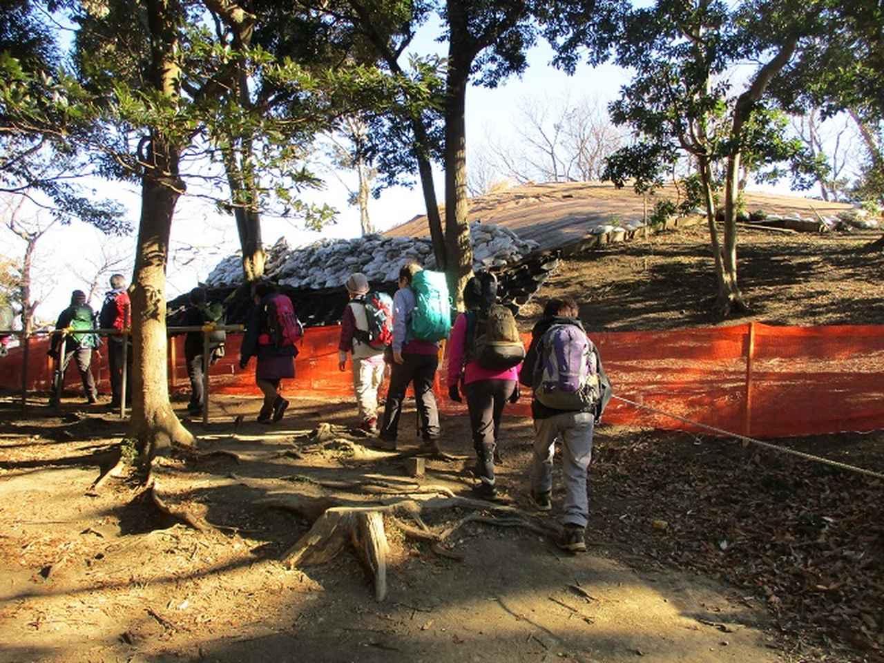 画像3: 【山旅会・登山ガイドこだわりツアー】岡田ガイドからの便り・阿部倉山から二子山ツアーにいってまいりました!
