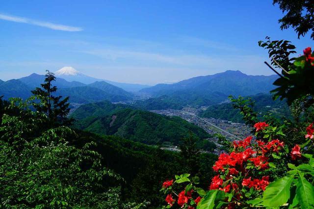 画像: 晴れていれば富士山の展望も楽しめます