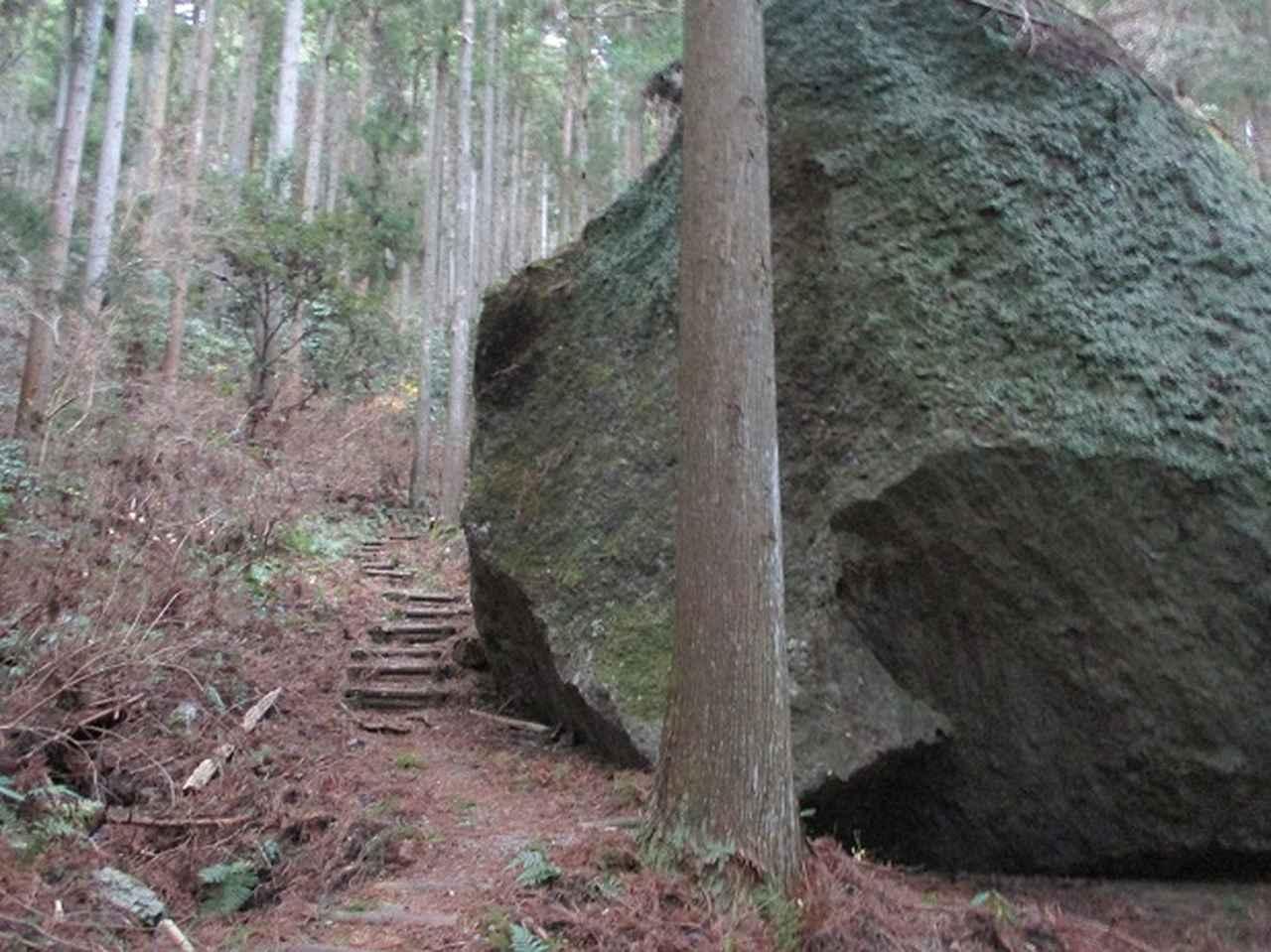 画像3: 【山旅会・登山ガイドこだわりツアー】岡田ガイドからの便り・石谷山(びく石)ツアーの下見にいってまいりました