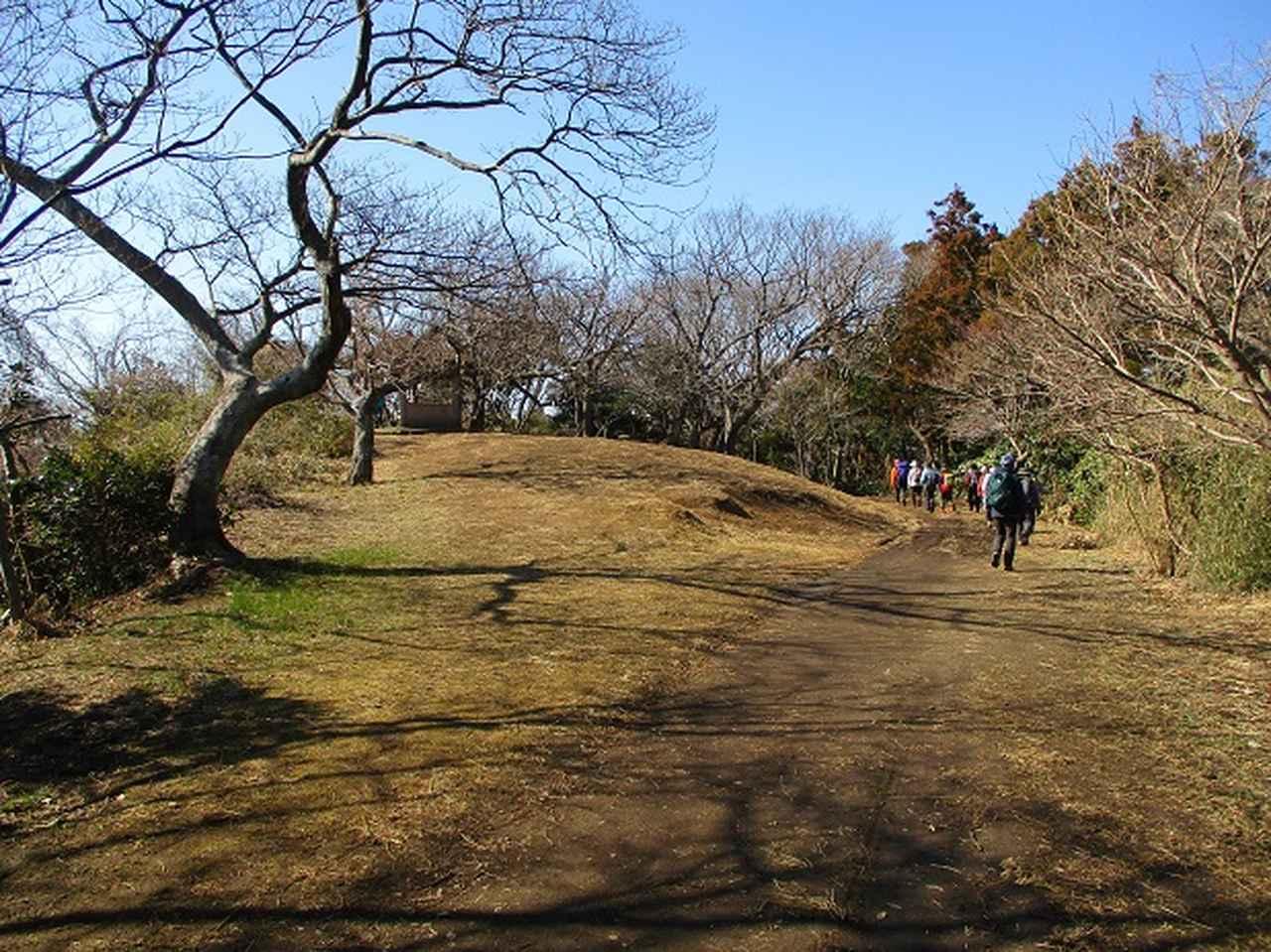画像3: 2月2日、山旅会のツアーで 森戸川林道から二子山 にいってまいりました!