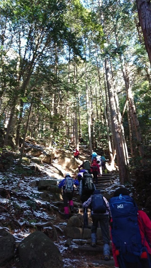 画像2: 2月2日に佐藤優ガイドと 「ごちそう山」 シリーズで、 筑波山 へ行って来ました♪