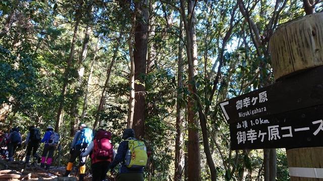 画像3: 2月2日に佐藤優ガイドと 「ごちそう山」 シリーズで、 筑波山 へ行って来ました♪