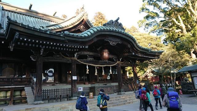 画像13: 2月2日に佐藤優ガイドと 「ごちそう山」 シリーズで、 筑波山 へ行って来ました♪