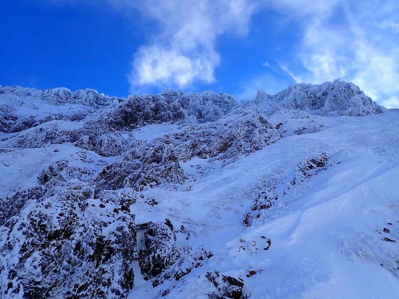 画像: 八ケ岳最高峰・冬の赤岳(標高2,899m)に登ってきました