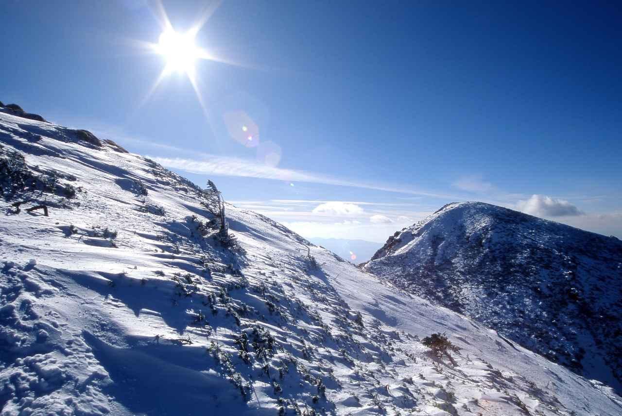 画像: 冬しか見る事の出来ない絶景を求めて…雪山登山にチャレンジしよう!