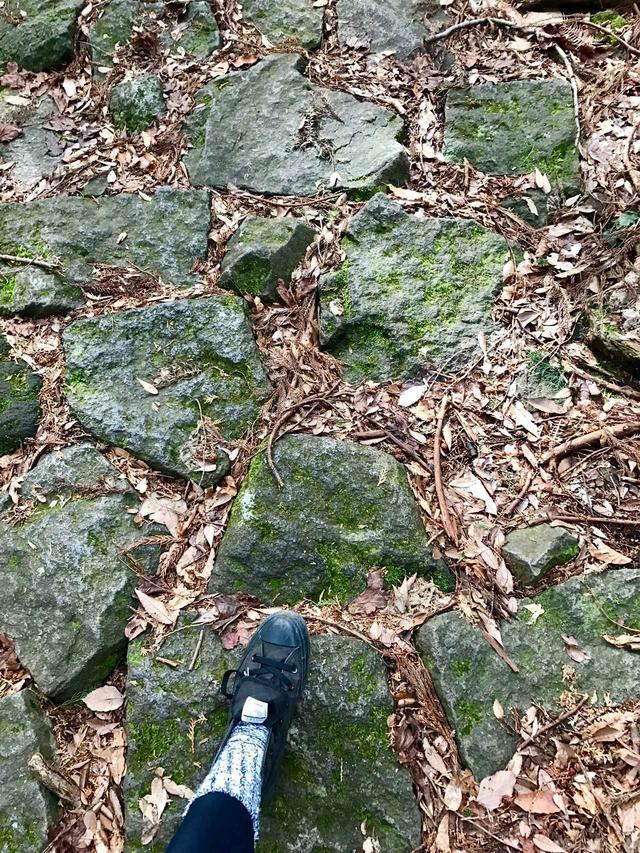 画像: 石畳