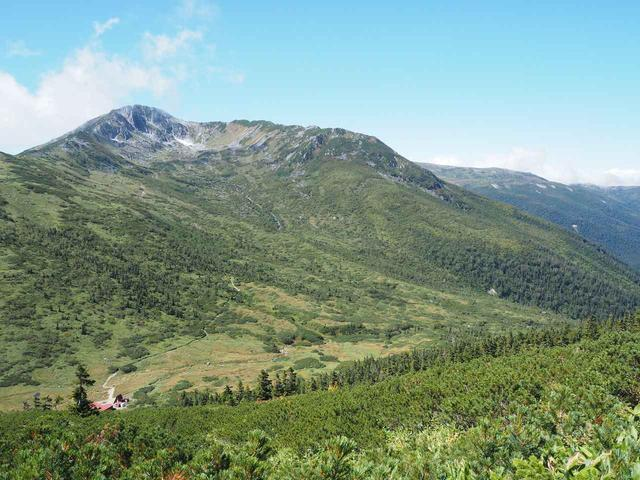 画像: 北アルプス・黒部五郎岳の黒部五郎カール
