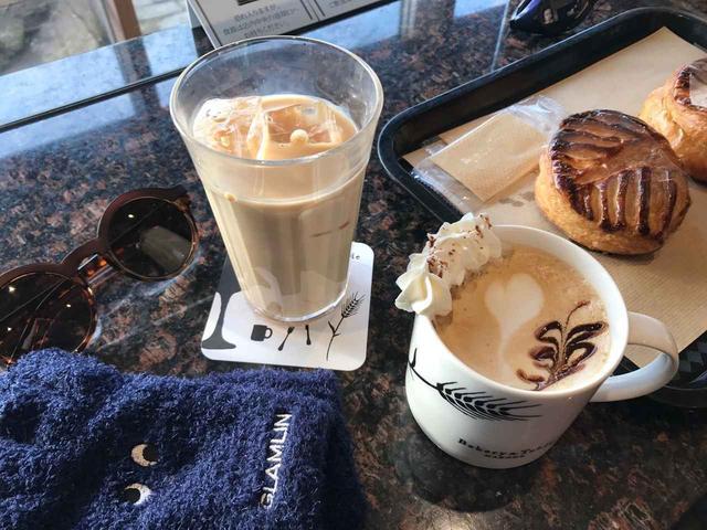 画像: 芦ノ湖の目の前「Bakery &Table箱根」でお茶タイム
