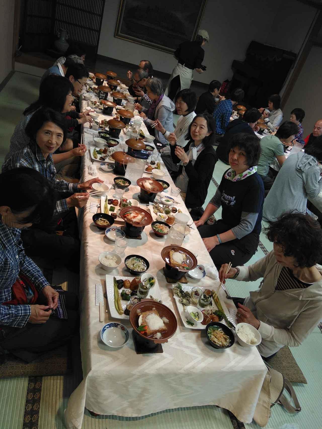 画像3: 昼食