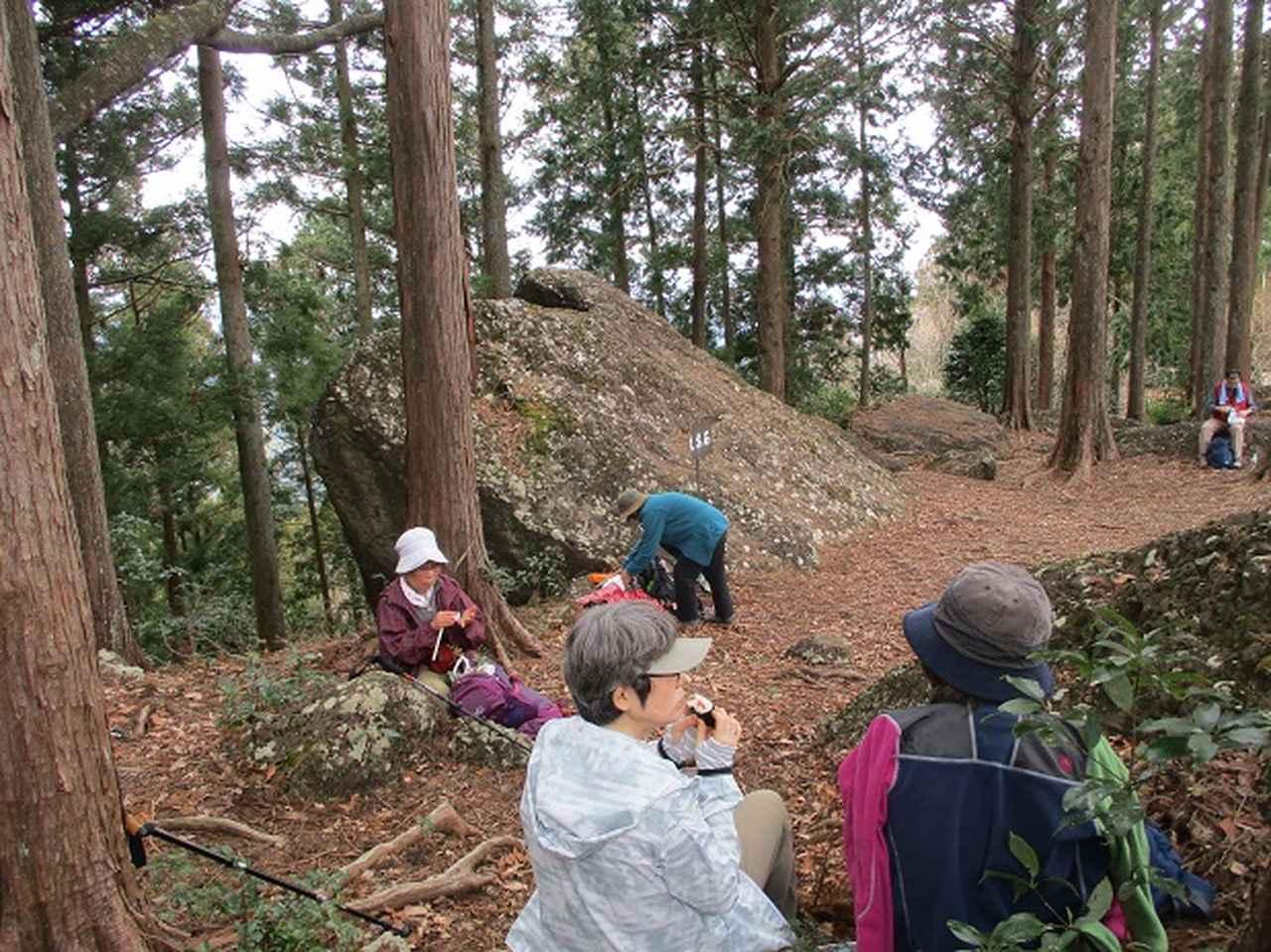 画像9: 1月8日に岡田ガイドと静岡県にたたずむ 石谷山 へ行って来ました♪