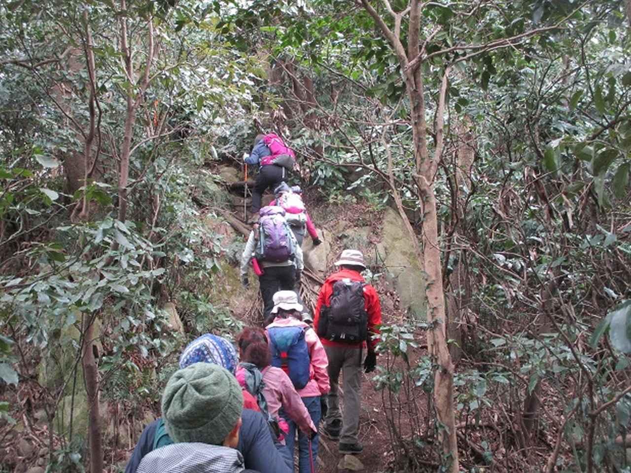 画像4: 2月16日に山旅会 「乳頭山から畠山」 ツアーに行ってきました!