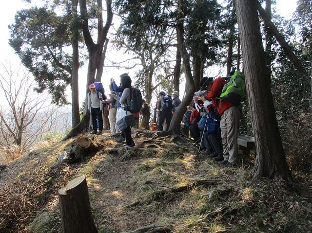 画像6: 2月18日に山旅会 「丹沢白山」 ツアーに行ってきました!