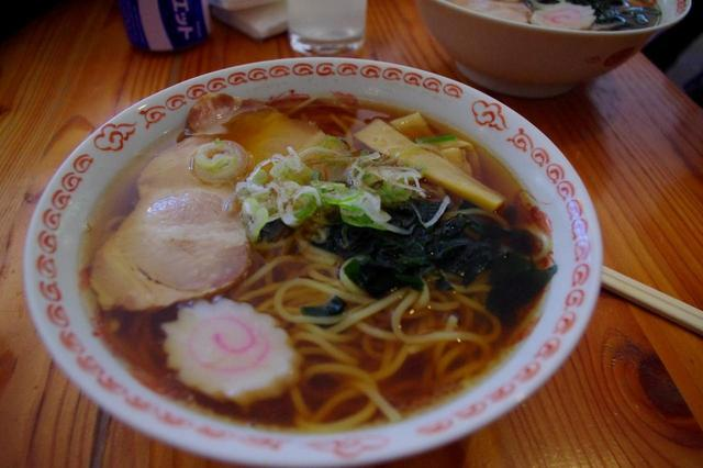画像: 大自然の中で味わう どこか懐かしい味 『横尾山荘』の昭和の正統派東京ラーメン