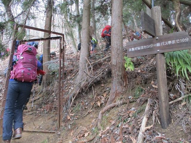 画像2: 2月19日に山旅会 「シダンゴ山」 ツアーに行ってきました!